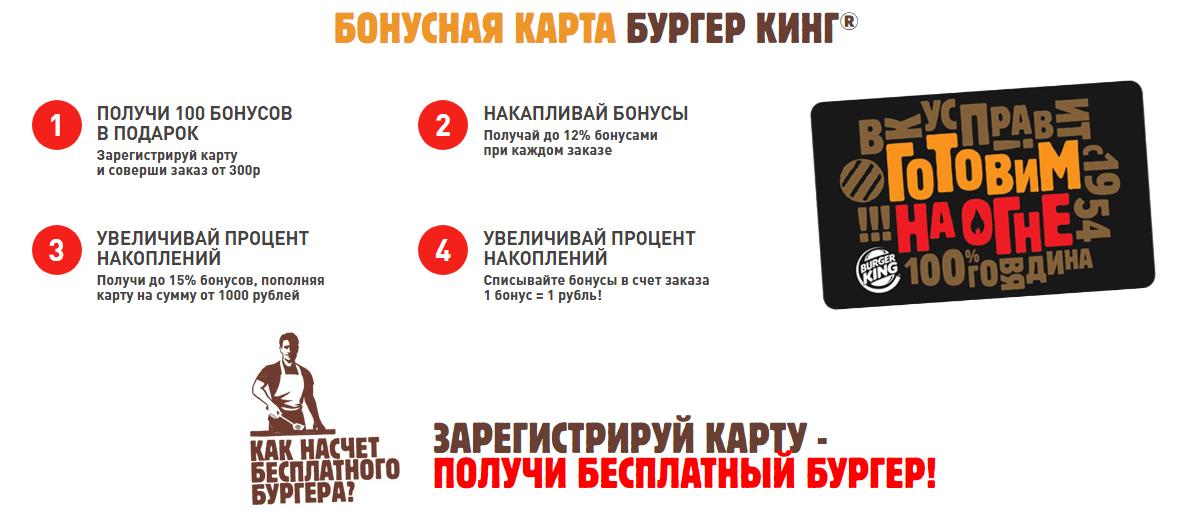 bkcard бонусная карта