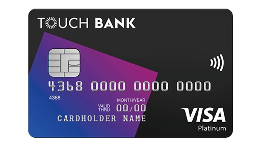 кредитная карта тачбанк